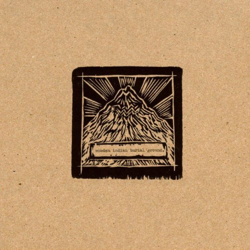 Wooden Indian Burial Ground Holy Mountain 10 Inch Vinyl B W Sunbeams & The Cosmic Asce