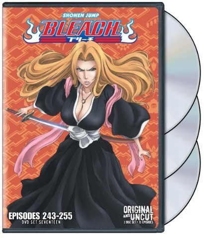 Bleach Uncut Set 17 Nr 3 DVD