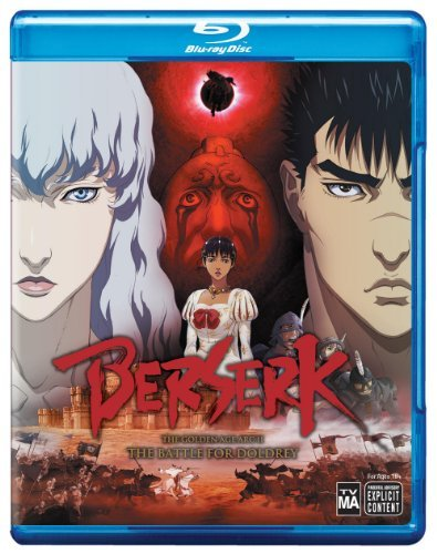 Golden Age Arc 2 Battle For Do Berserk Blu Ray Ws Nr