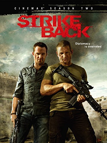 Strike Back Season 2 DVD