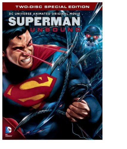 Superman Unbound Pg13 2 DVD