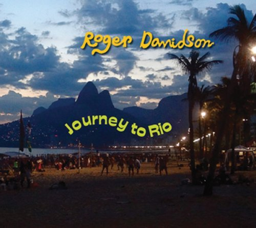 Roger Davidson Journey To Rio 2 CD Digipak