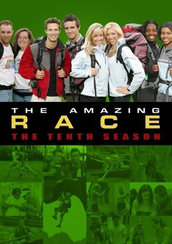 Amazing Race Season 10 Made On Demand Nr 3 DVD
