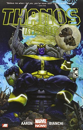 Jason Aaron Thanos Rising (marvel Now)