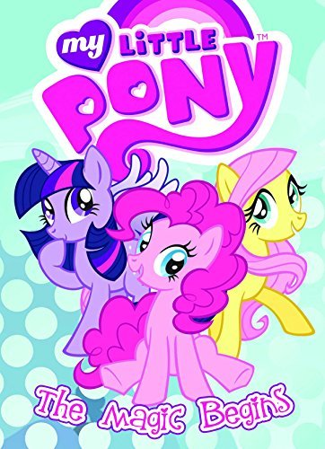 Various My Little Pony The Magic Begins
