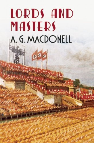 A. G. Macdonell Lords And Masters