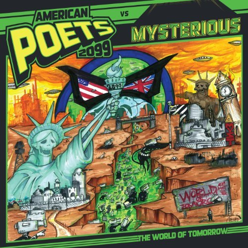 American Poets 2099 World Of Tomorrow