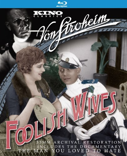 Foolish Wives Foolish Wives Blu Ray Nr
