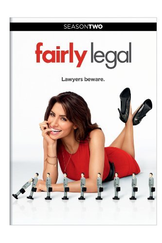 Fairly Legal Fairly Legal Season 2 Ws Nr 3 DVD