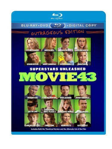 Movie 43 Movie 43 Blu Ray Ws R DVD Dc