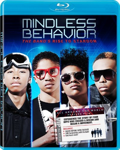 Mindless Behavior Mindless Behavior All Around Blu Ray Ws G