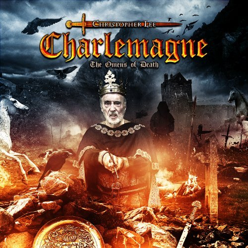 Christopher Lee Charlemagne The Omens Of Deat 2 Lp