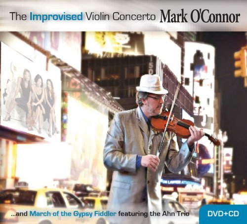 Mark O'connor Improvised Violin Concerto CD Wallet Incl. DVD