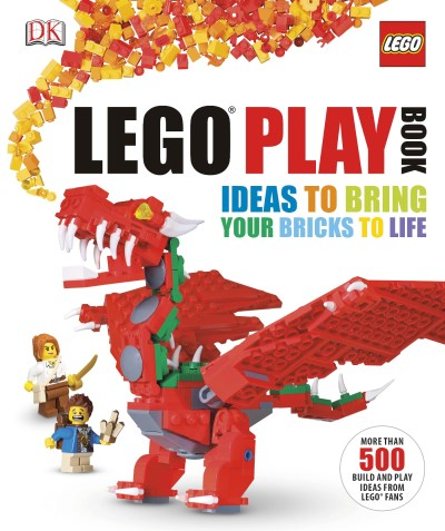 Daniel Lipkowitz Lego Play Book Ideas To Bring Your Bricks To Life