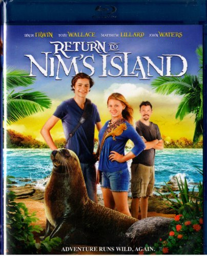 Return To Nim's Island Return To Nim's Island Blu Ray + DVD