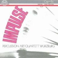 Fink Cage Hummel Paliev Impulse Percussion Percussion Art Qt.
