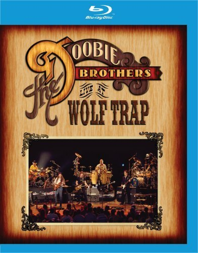 Doobie Brothers Live At Wolf Trap Blu Ray Nr