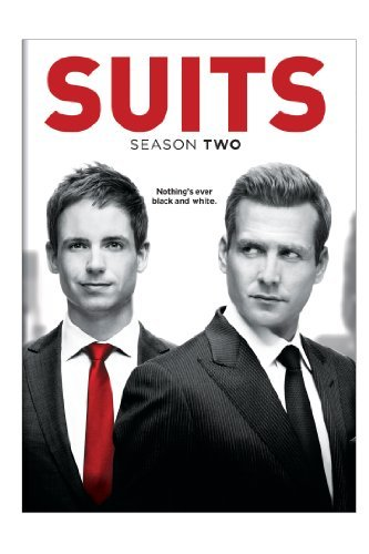 Suits Season 2 DVD Uv Nr Ws