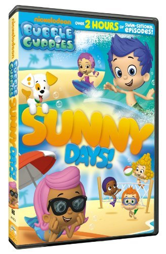Sunny Days Bubble Guppies Nr