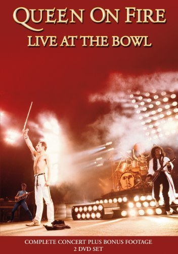 Queen On Fire Live At The Bowl Nr 2 DVD