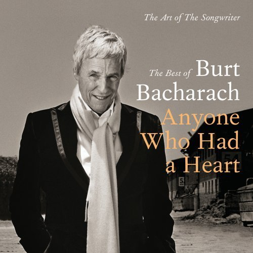 Burt Bacharach Anyone Who Had A Heart Art Of 2 CD