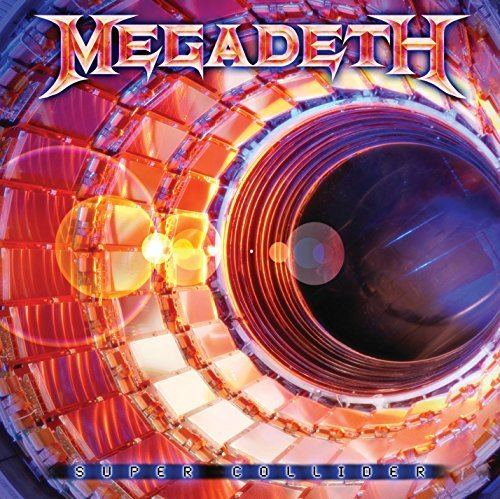 Megadeth Super Collider