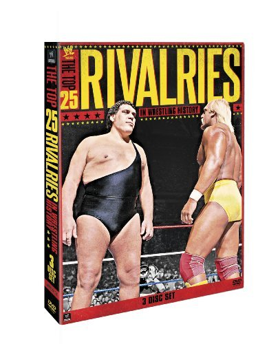 Top 25 Rivalries In Wrestling Wwe Nr 3 DVD