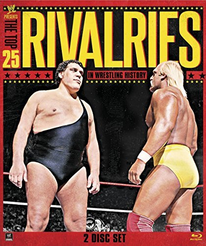 Top 25 Rivalries In Wrestling Wwe Pg 2 DVD
