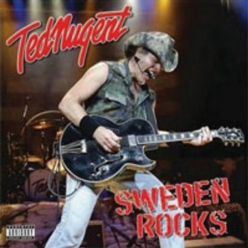 Ted Nugent Sweden Rocks 2 Lp