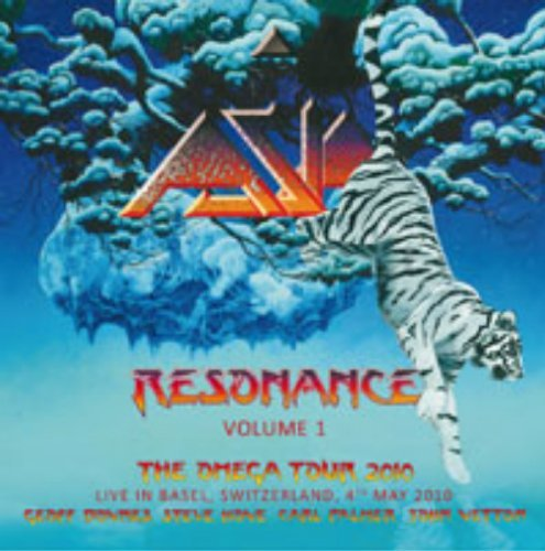 Asia Vol. 1 Resonance Live In Base Lmtd Ed. Red 2 Lp