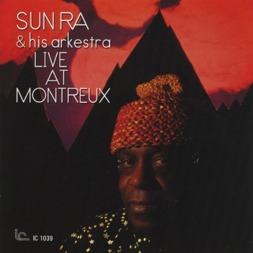 Sun & His Arkestra Ra Live At Montreaux 2 Lp