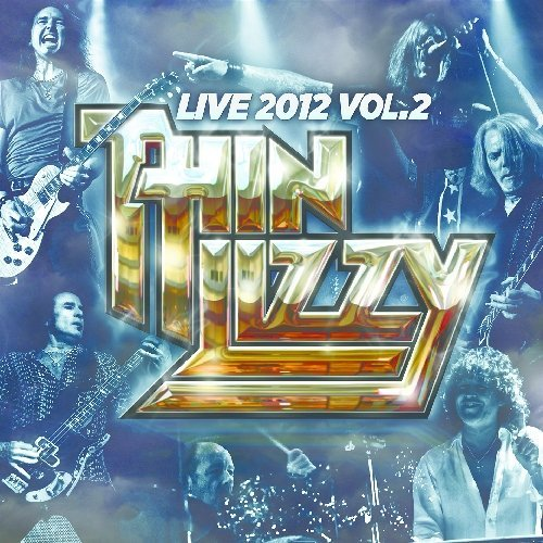 Thin Lizzy Live 2012 V2 2 Lp