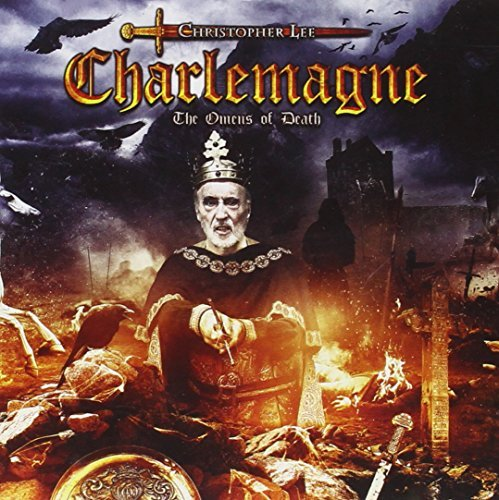 Christopher Lee Charlemagne The Omens Of Deat