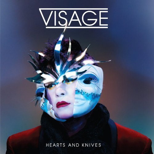 Visage Hearts & Knives Import Eu