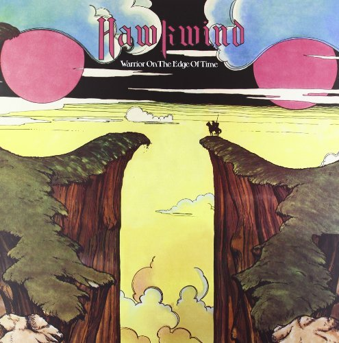 Hawkwind Warrior On The Edge Of Time Su Import Gbr 2 CD DVD Incl. Lp