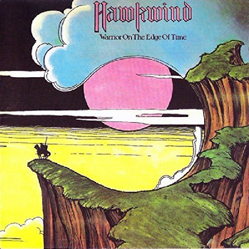 Hawkwind Warrior On The Edge Of Time Ex Import Gbr 2 CD Incl. DVD