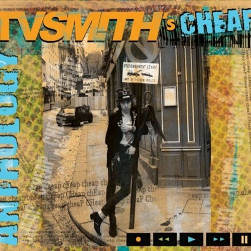 Tv Smith Cheap (remastered) Digipak