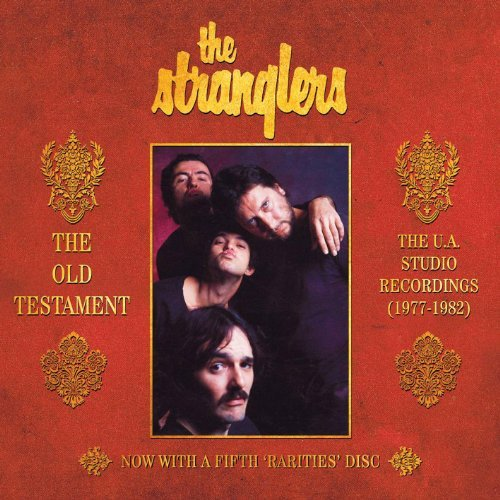 Stranglers Old Testament (ua Studio Recs Import Gbr