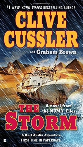 Clive Cussler The Storm
