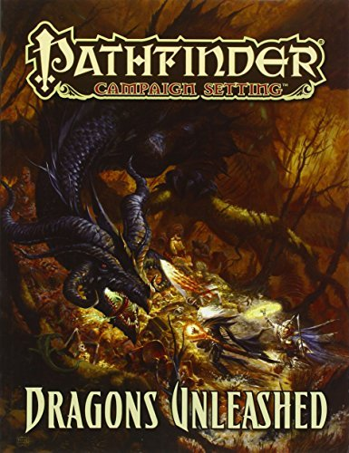 Savannah Broadway Pathfinder Campaign Setting Dragons Unleashed