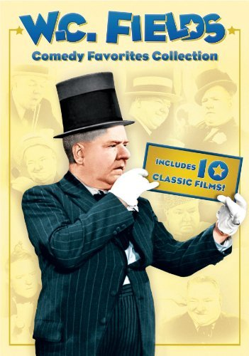 W.C. Fields Comedy Favorites C W.C. Fields Comedy Favorites C Nr 3 DVD