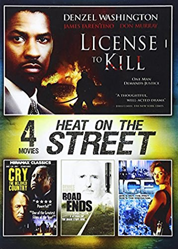 Vol. 2 4 Movie Heat On The Street Ws Nr