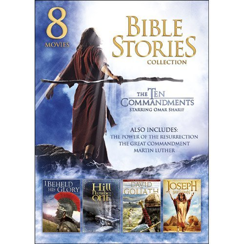 8 Movie Bible Stories Collecti 8 Movie Bible Stories Collecti Nr 2 DVD