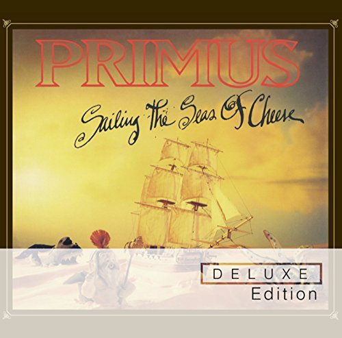 Primus Sailing The Seas Of Cheese Deluxe Ed. Incl. DVD