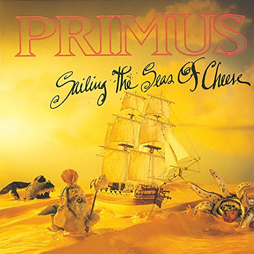 Primus Sailing The Seas Of Cheese