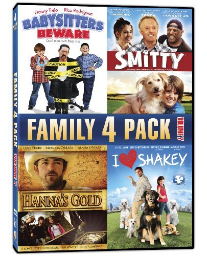 Family Quad Feature Volume 7 Ws Pg