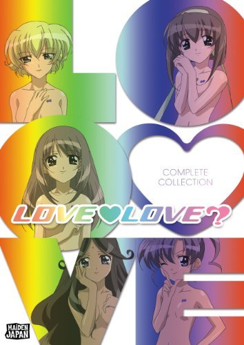 Love Love? Complete Collectio Love Love? Jpn Lng Eng Sub Nr 2 DVD