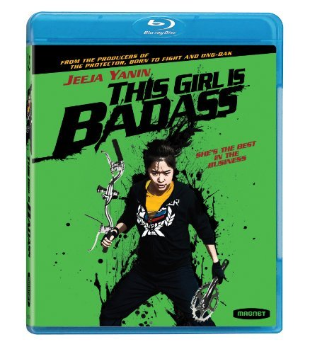 This Girl Is Badass This Girl Is Badass Blu Ray Ws R
