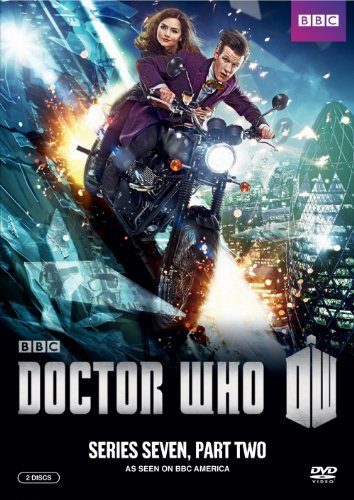 Doctor Who Series 7 Pt. 2 Doctor Who Nr 3 DVD