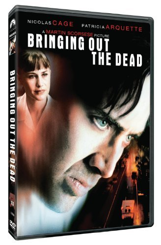 Bringing Out The Dead Cage Arquette Goodman Ws R